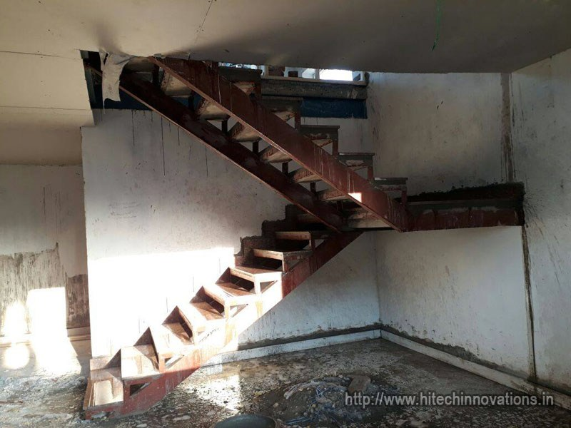 Industrial Staircase