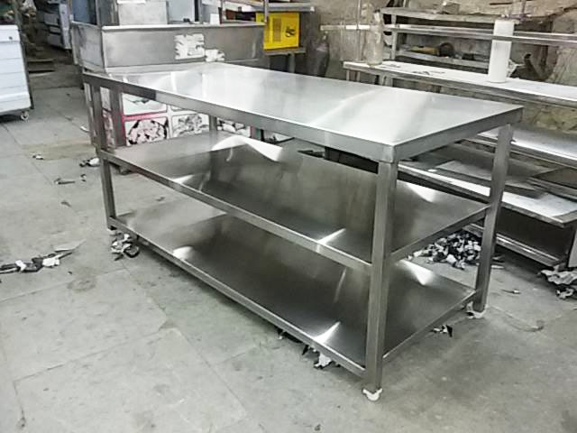 Work Table Ready for Delivery at our Factory