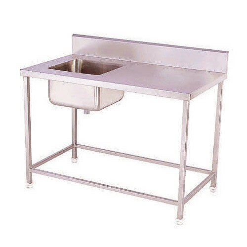 Work Table With Sink HTI-WTWS-001