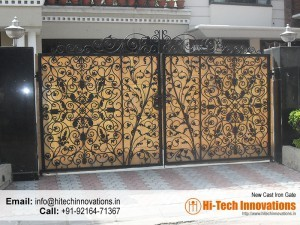 Cast Iron Gate – CI-001S