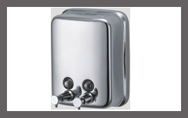 Soap Dispenser With Dual Chamber