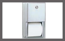 Standard Tissue Roll Dispenser
