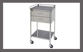 Bed Side Trolley