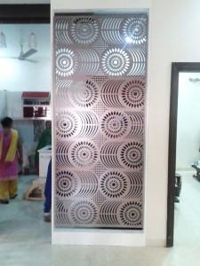Beautiful Room Divider Panel
