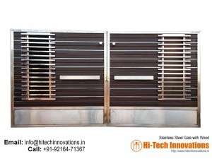 Stainless Steel Gate 00TX