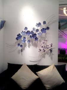 Wall Mural Flowers 03