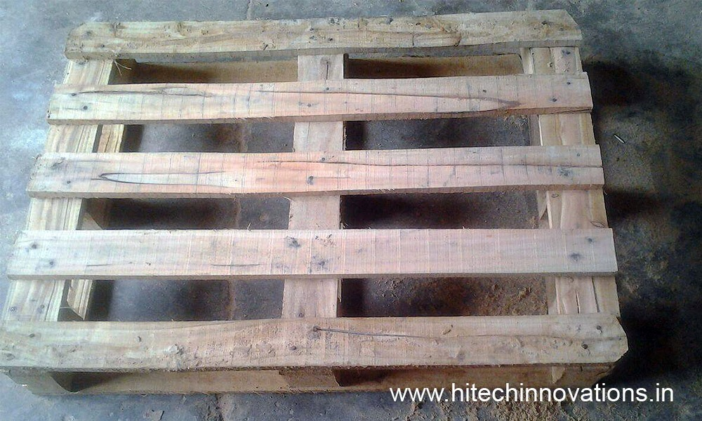 Rough Wooden Pallet