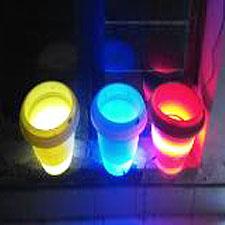 LED-Planters