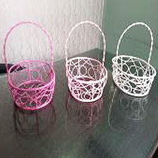 Oval-Shape-Basket-Planters