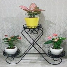Three-Tier-Cross-Stand-Planters