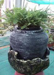 "Kalash Planter (Dimensions L:16"", H:36.5"", W:16"") @ INR 2250"