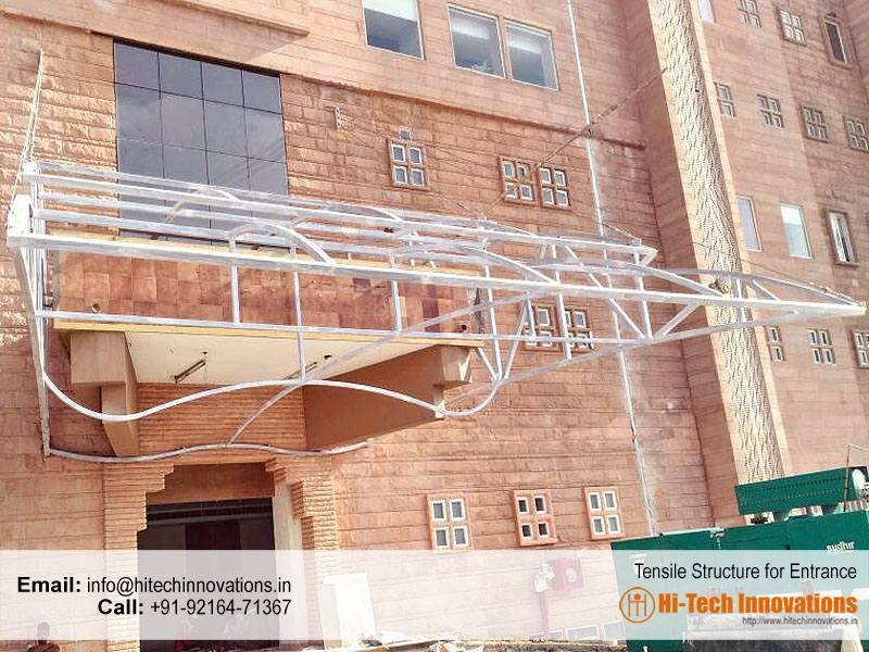 Tensile-Structure-for-Entrance