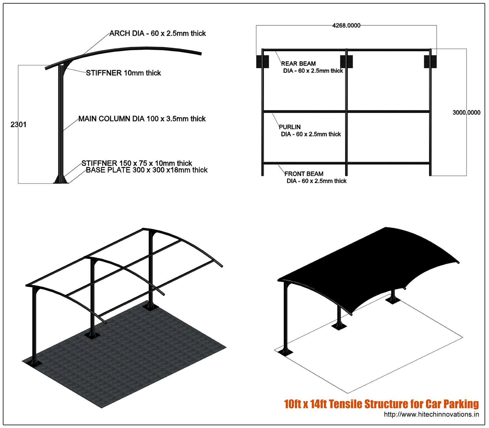 Tensile-Structure-10ftx14ft