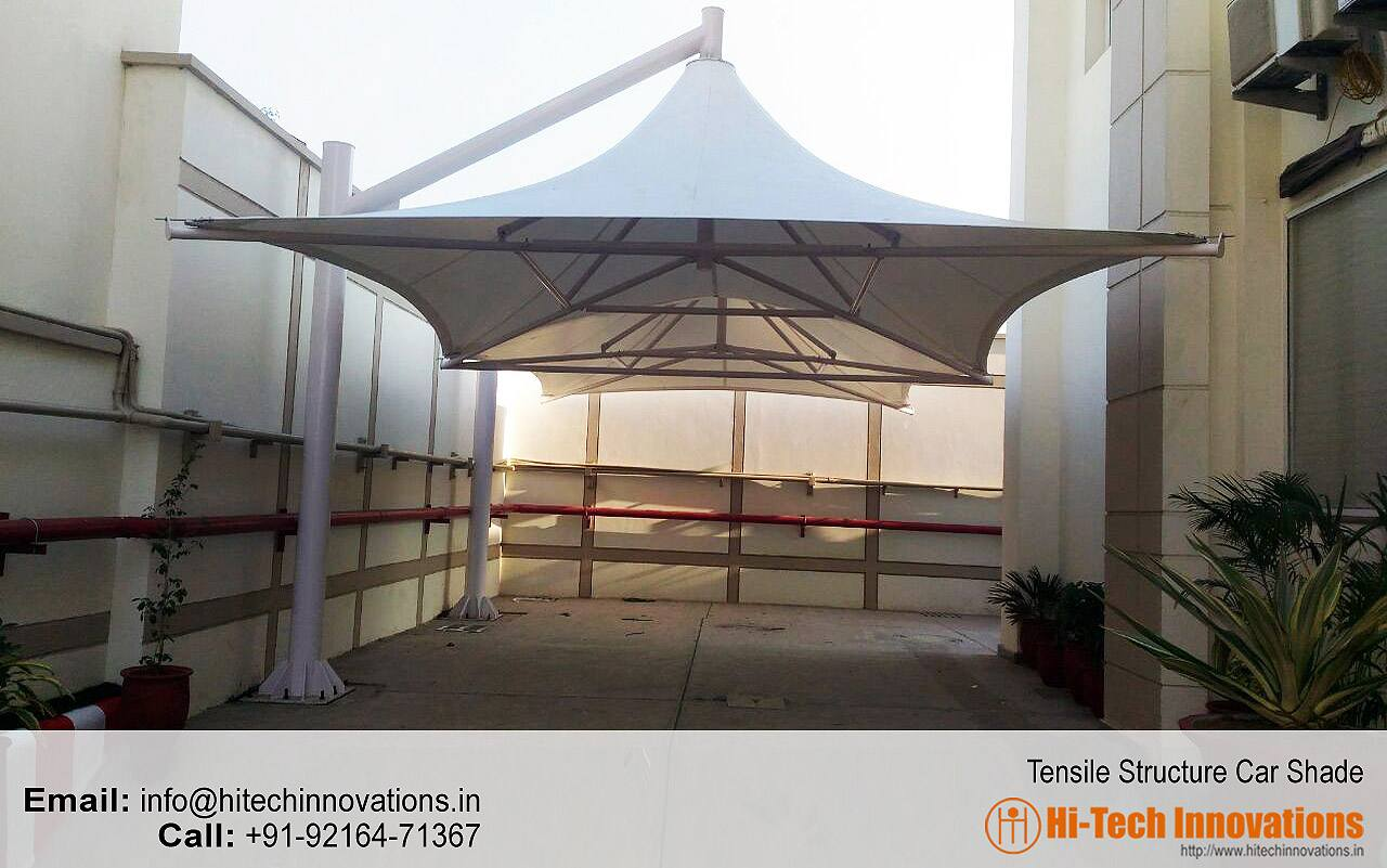 Tensile Structure - Car Shed