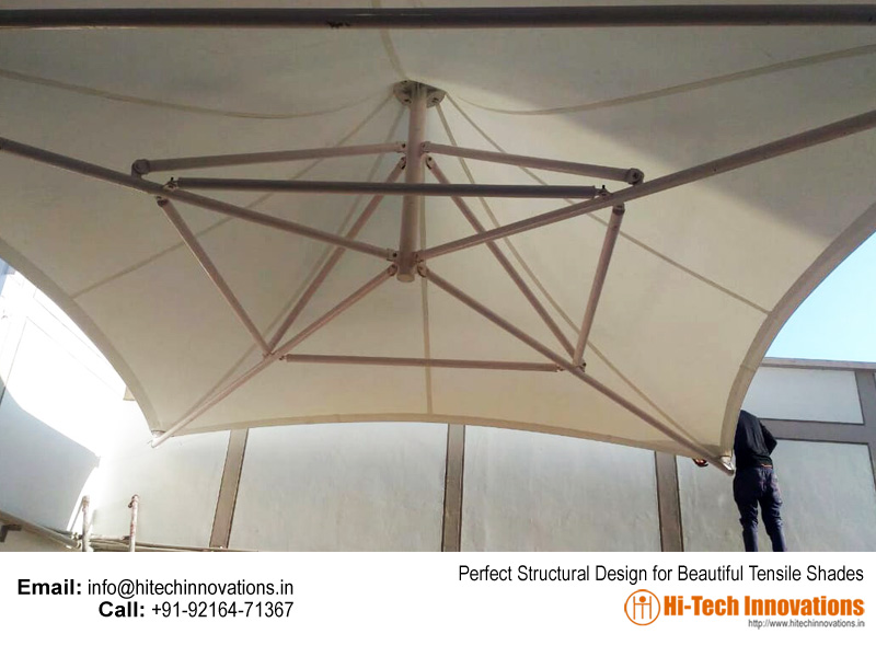 Perfect Structure of Tensile Shed
