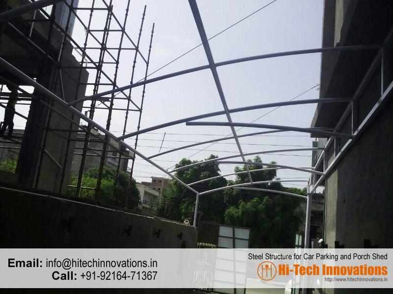 Steel Structure in Chandigarh | Mohali | Panchkula | Punjab | India