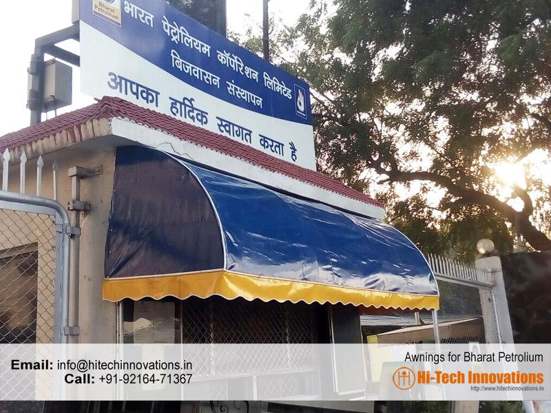 Canopy for Bharat Petroleum