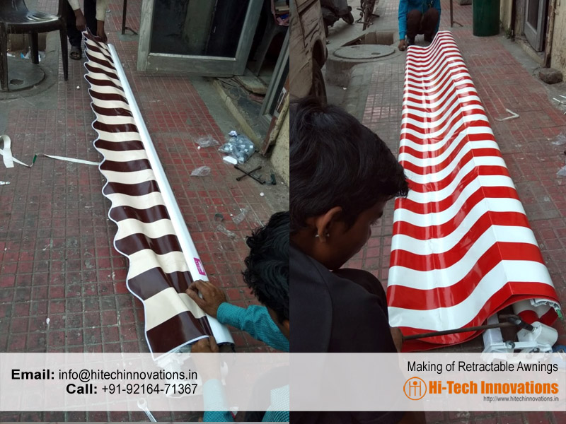 Making of Retractable Awnings
