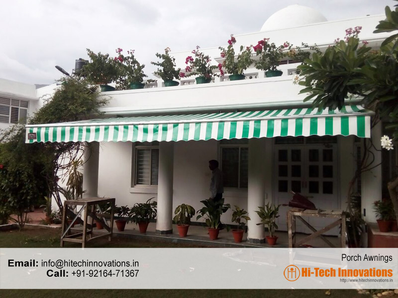 Porch Awning Manufacturer