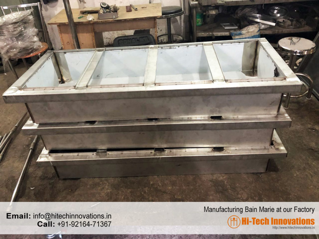 Bain Marie Manufacturers and Exporters