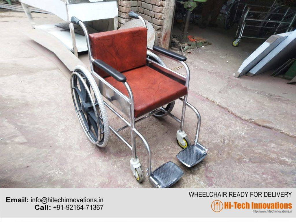Wheelchair Ready for Delivery