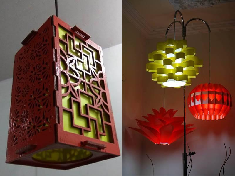 Designer-Lamps