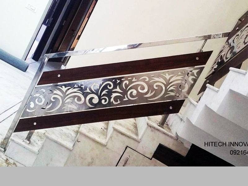 Beautiful Staircase Railing
