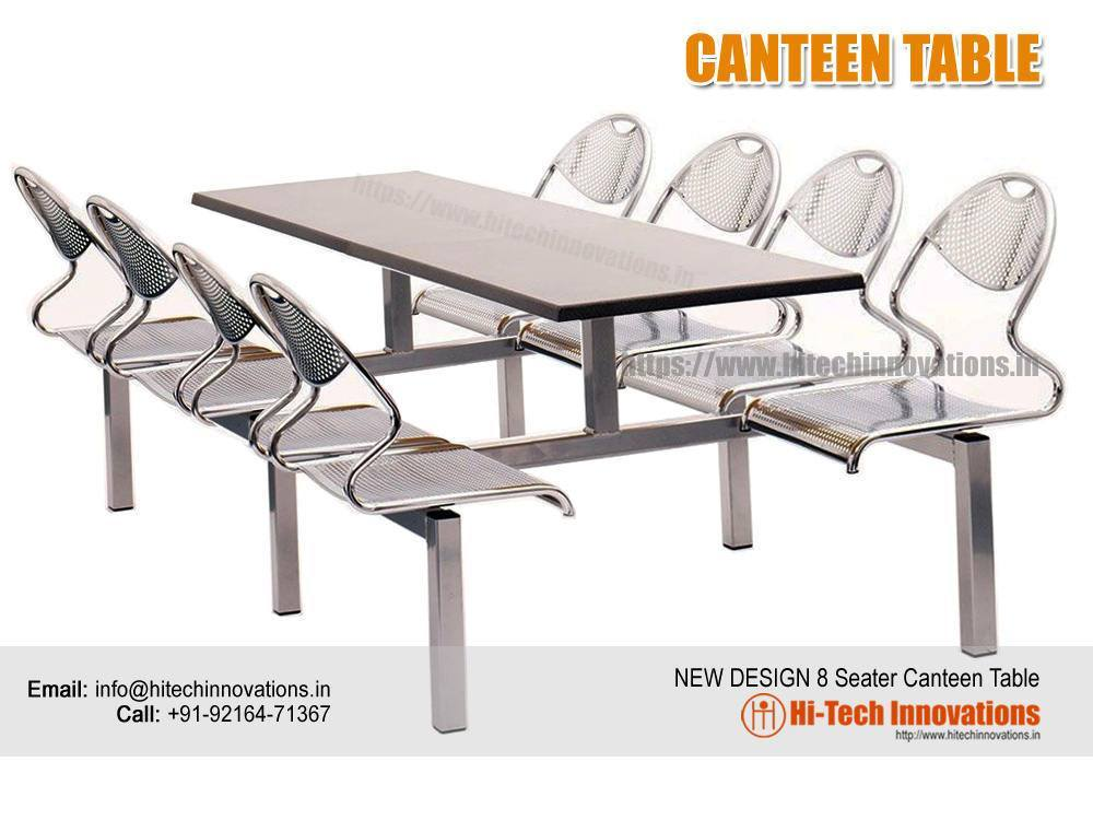 Canteen Table - New Design
