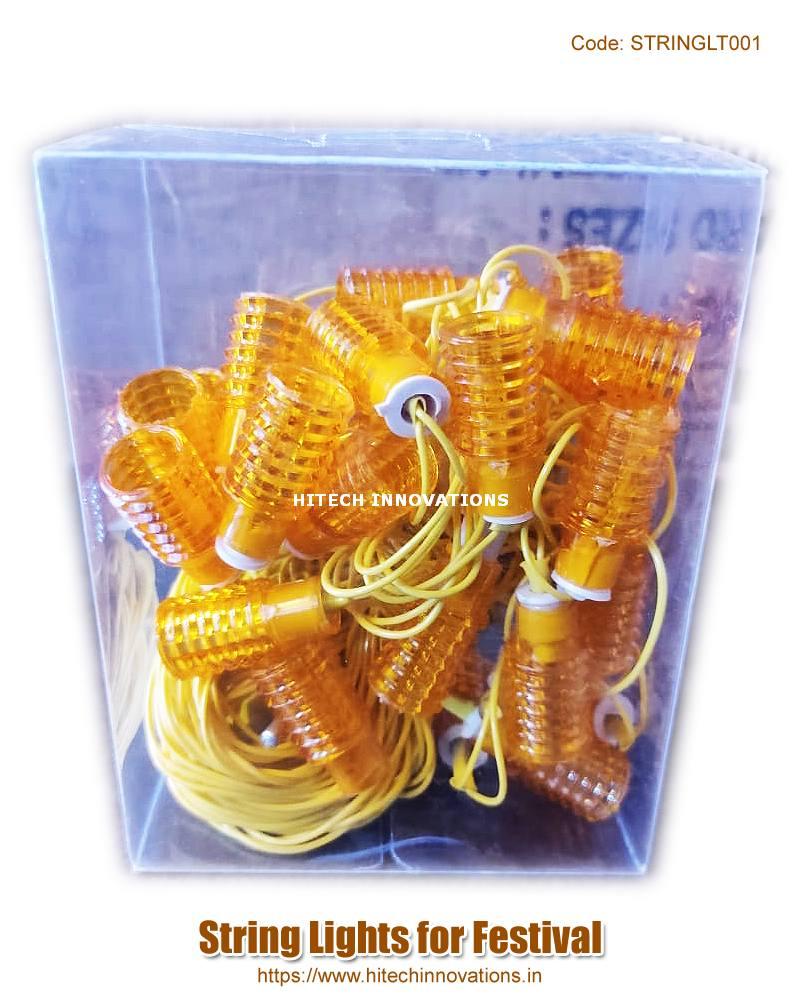 String Lights Code: STRINGLT001