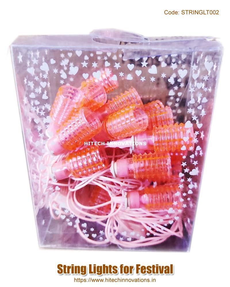 String Lights Code: STRINGLT002