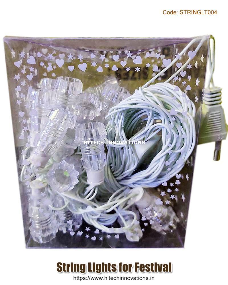 String Lights Code: STRINGLT004