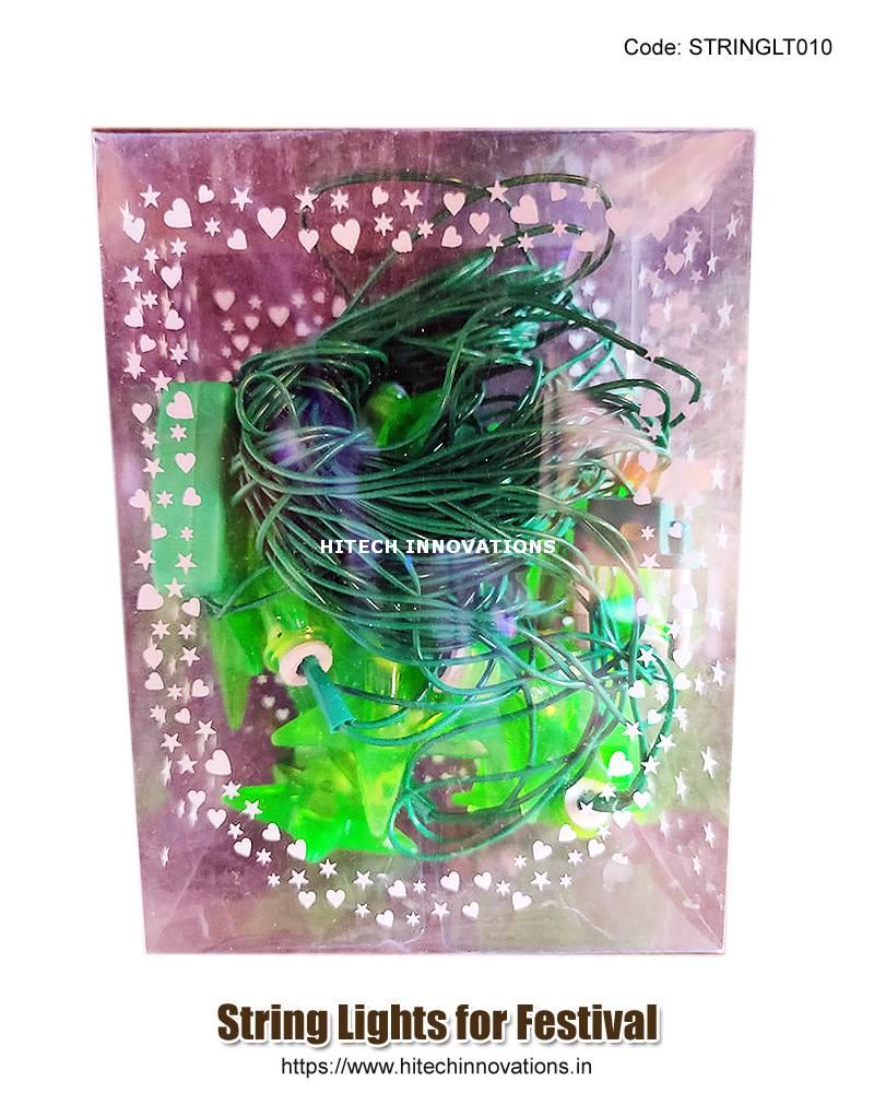 String Lights Code: STRINGLT010