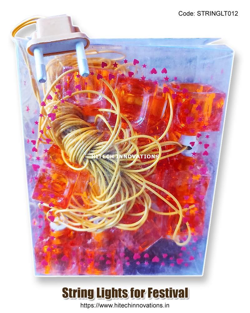 String Lights Code: STRINGLT012