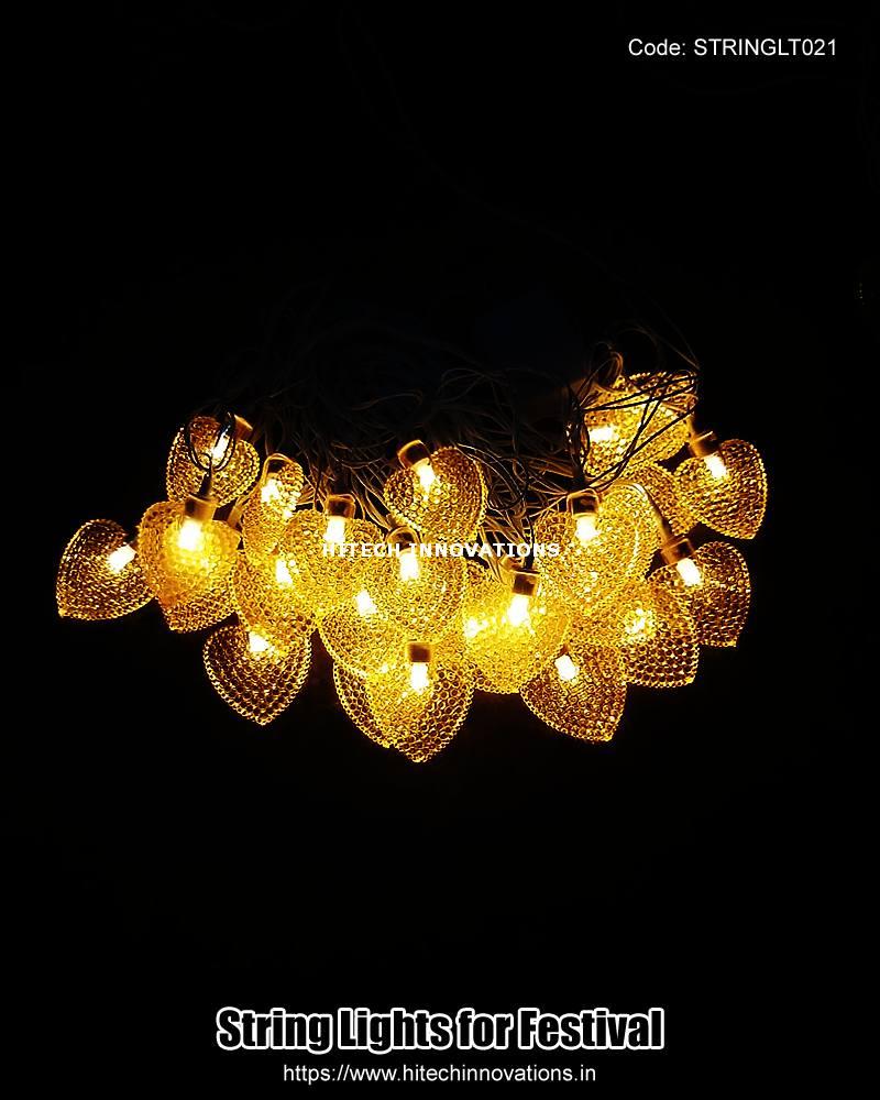 String Lights Code: STRINGLT021