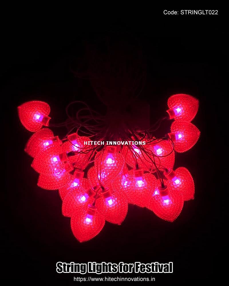 String Lights Code: STRINGLT022