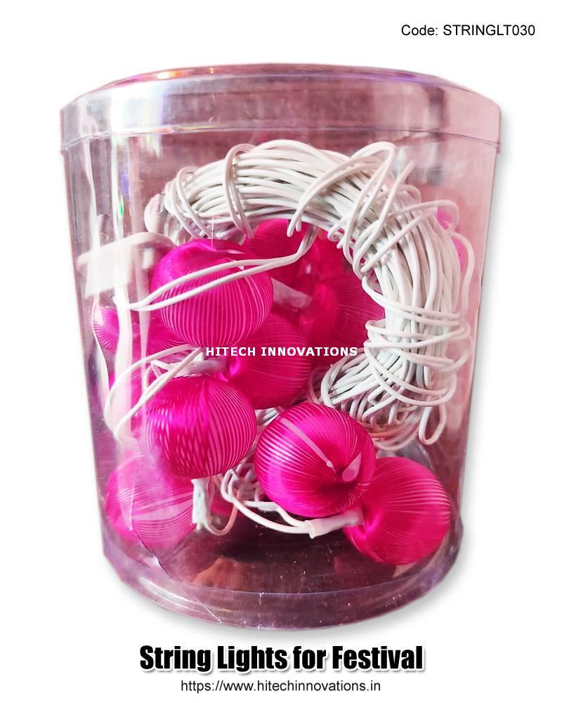 String Lights Code: STRINGLT030
