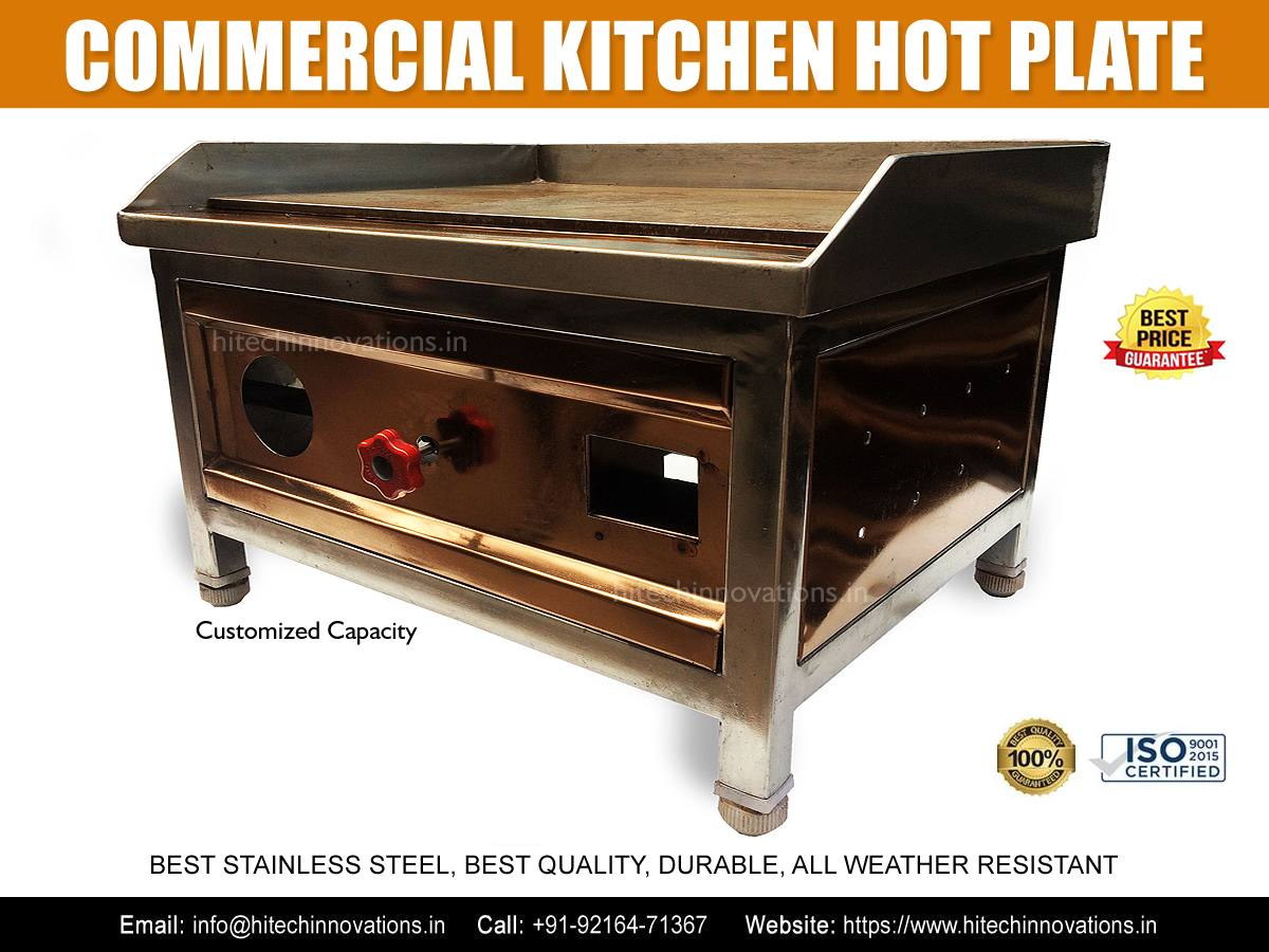 Commercial Kitchen Hot Plate