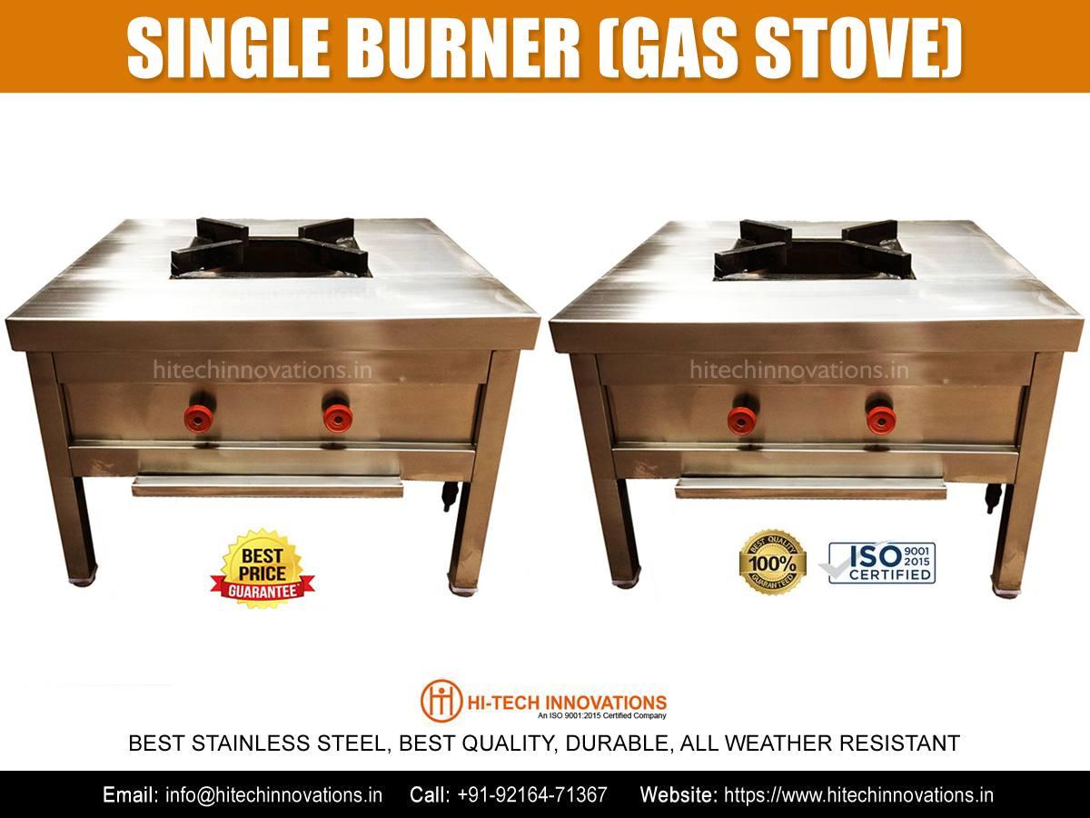 Single Burner for Commercial Kitchen