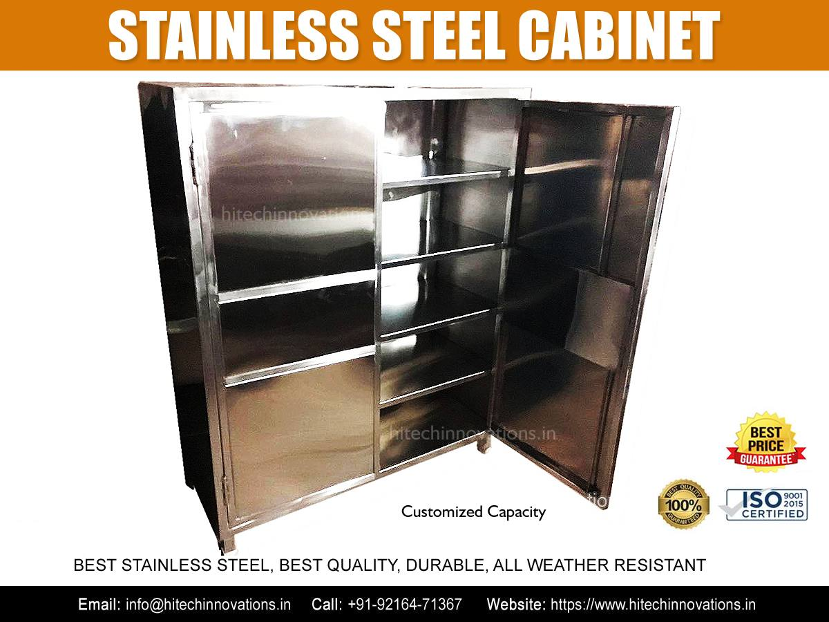 Stainless Steel Cabinet for Commercial Kitchen