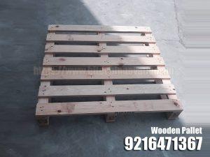 Wooden Pallet 001