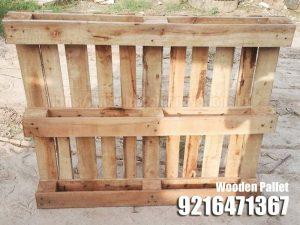 Wooden Pallet 002