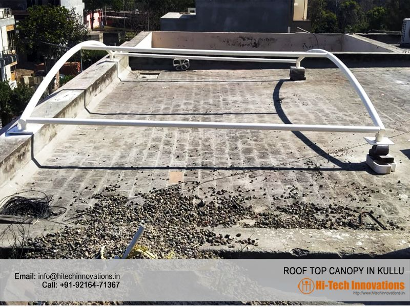 Roof Top Canopy in Kullu - 001 - Himachal Pradesh