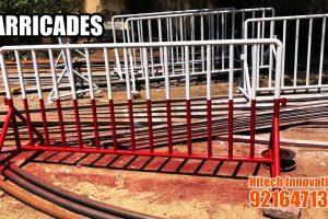Barricades Manufacturer