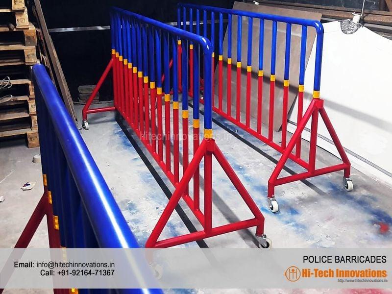 Police Barricades