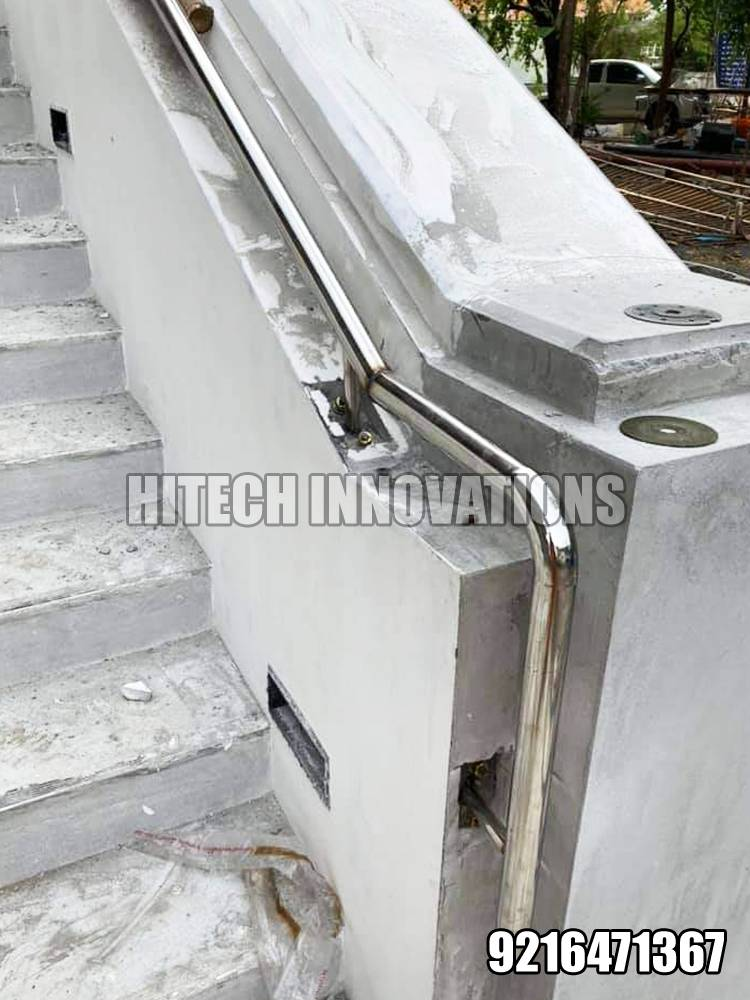 Top Quality of Railing for AIIMS Bathinda