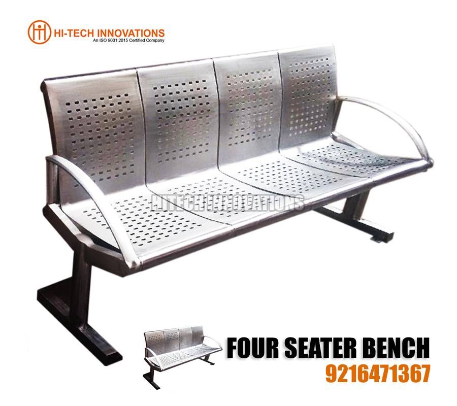 Four Seater Bench - Design 5