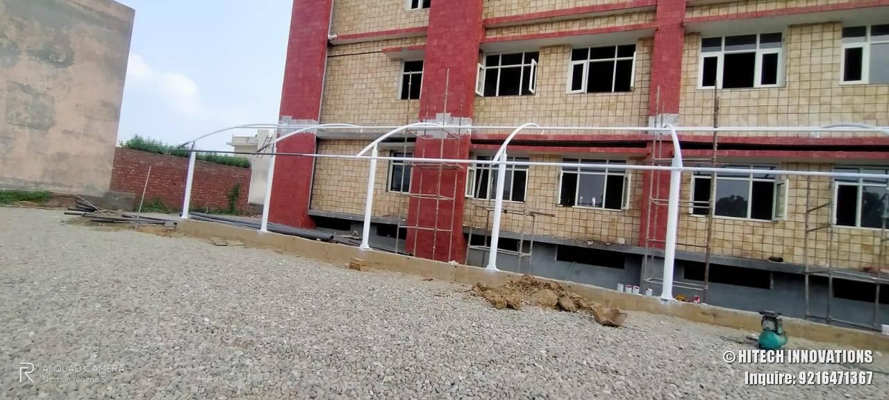 Manufacturing Tensile Structure Civil Hospital Ludhiana