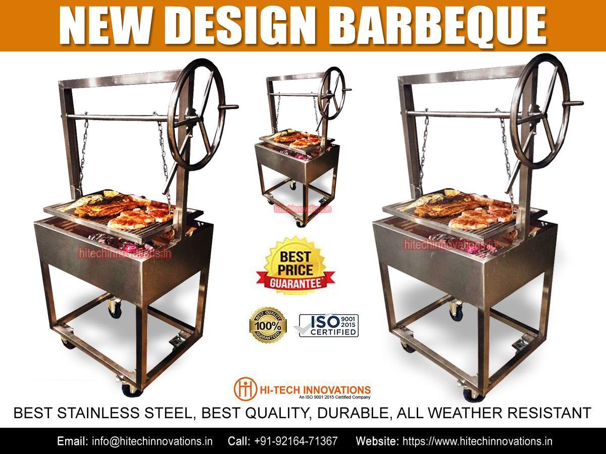 New Design Barbeque