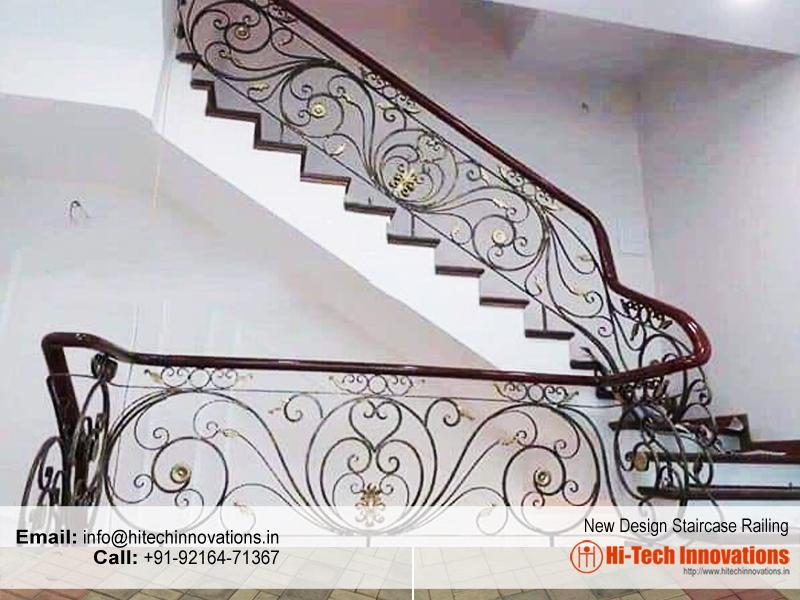 New Design Staircase-Railing -002