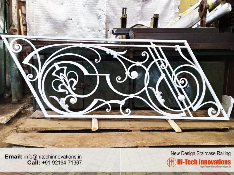 New Design Staircase-Railing